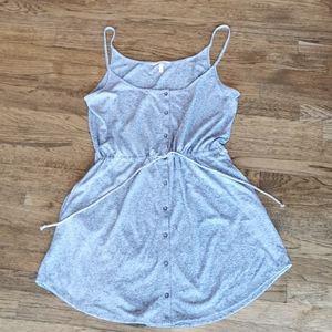 Victoria's Secret Heathered Grey Sleeveless PJs L